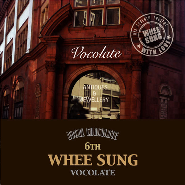 wheeseung vocolate cover